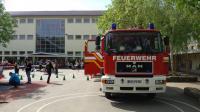 Schulfest 2016 - Feuerwehr  - Foto/Abbildung: Christoph Greis