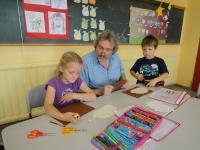 Gemeinsam gehts besser - individuelles Lernen in kleinen Gruppen - Foto/Abbildung: Frau Kurz