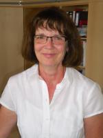 Frau Köbel - Sekretärin - Foto/Abbildung: Christoph Greis