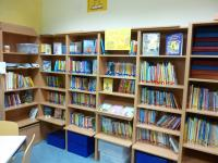 Unsere neue Schülerbücherei - so sieht es bei uns aus 1 - Foto/Abbildung: Ch. Greis
